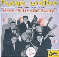 FRANK VIRTUE  HOP SKIP AND JUMP  CD  HYDRA