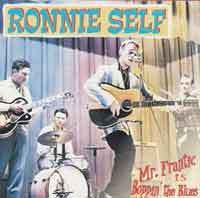 RONNIE SELF  Mr.Frantic is Boppinï The Blues  CD  HYDRA