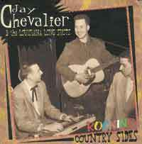 JAY CHEVALIER  Rockinï Country Sides  CD  HYDRA