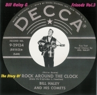 BILL HALEY  3,And Friends-ROCK AROUND THE CLOCK  CD  HYDRA