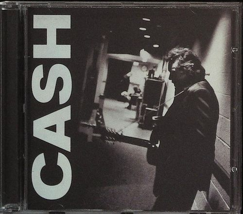 JOHNNY CASH  American III-Solitary Man  CD  AMERICAN