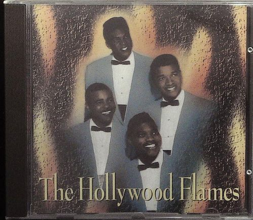 HOLLYWOOD FLAMES  HOLLYWOOD FLAMES  CD  ACE