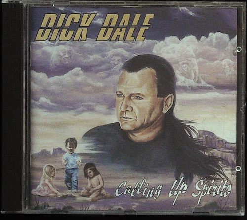 DICK DALE  Calling Up Spirits  CD  BEGGARS