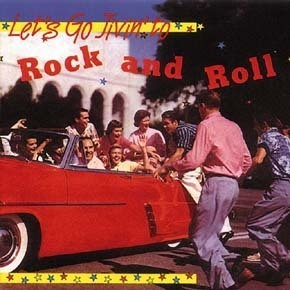 VARIOUS ARTISTS  Let's Go Jivin'To Rock'n'Roll  CD  BEAR FAMILY