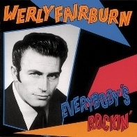 WERLY FAIRBURN  Everybody's Rockin'  CD  BEAR FAMILY
