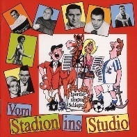VARIOUS ARTISTS  Vom Stadion Ins Studio  CD  BEAR FAMILY