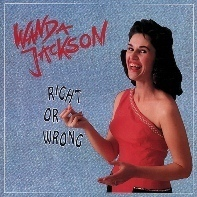 WANDA JACKSON  Right Or Wrong  4 CD  BEAR FAMILY