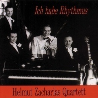 HELMUT ZACHARIAS  Swing Party  CD  BEAR FAMILY