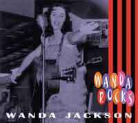 WANDA JACKSON  Wanda Rocks  CD  BEAR FAMILY