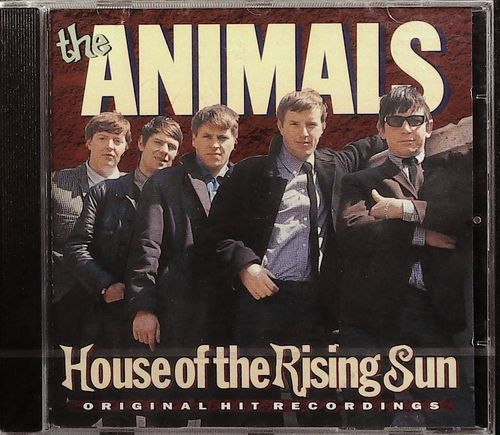 ANIMALS  House Of The Rising Sun  CD  BR MUSIC