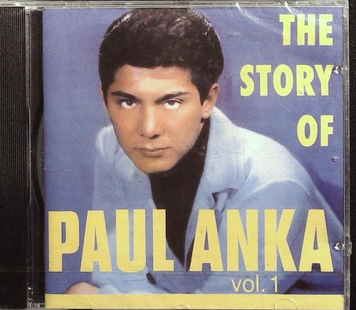 PAUL ANKA  Story Of , 1  CD  CANADIAN