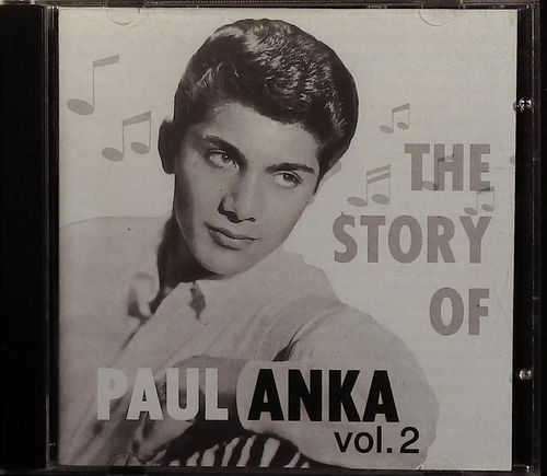 PAUL ANKA  Story Of, 2  CD  CANADIAN