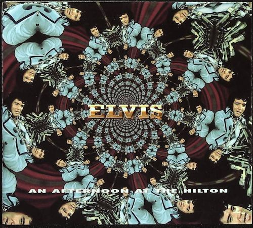 ELVIS PRESLEY  An Afternoon At The Hilton  CD  MILCOW