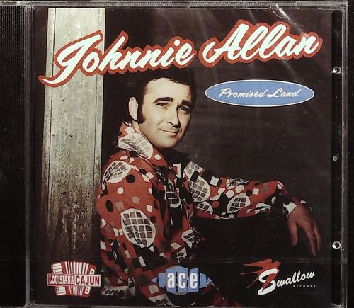 JOHNNIE ALLAN  Promised Land  CD  ACE