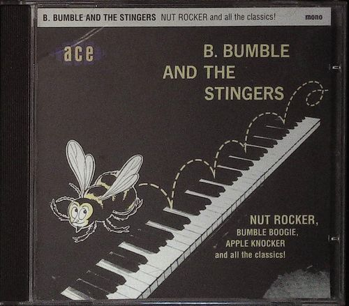 B. BUMBLE & THE STINGERS  Nut Rocker  CD  ACE