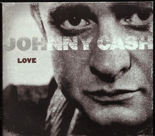 JOHNNY CASH  Love  CD  COLUMBIA