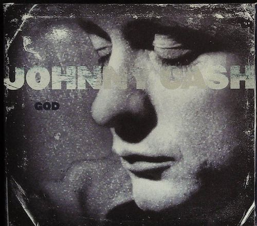 JOHNNY CASH  God  CD  COLUMBIA