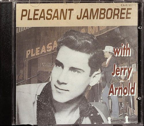 JERRY ARNOLD  Pleasant Jamboree  CD  EAGLE