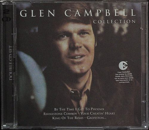 GLEN CAMPBELL  Collection  CD  EMI
