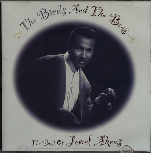 JEWEL AKENS  Best Of-Birds & Bees  CD  ERA