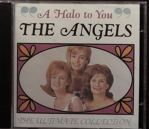 ANGELS  A Halo To You  CD  GOLDEN SANDY