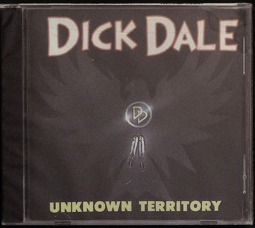DICK DALE  Unknown Territory  CD  HIGHTONE