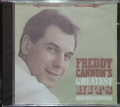 FREDDY CANNON  Greatest Hits  CD  POINT