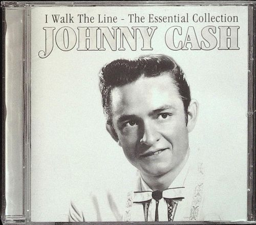 JOHNNY CASH - I Walk The Line - Essential Collection - CD  RHYTHM