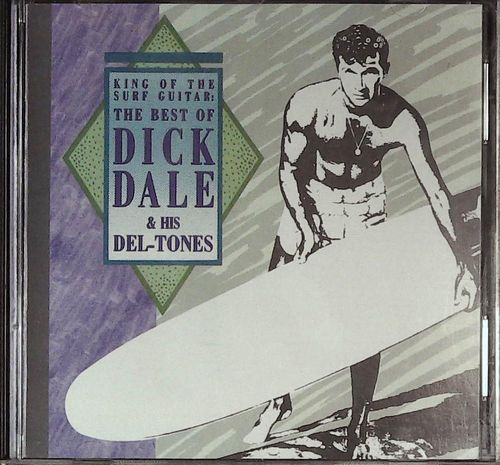 DICK DALE  Best Of  CD  RHINO