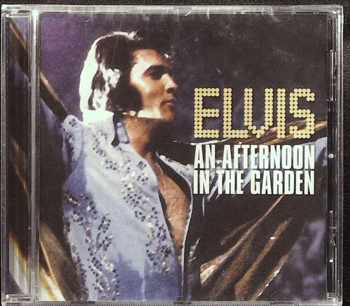 ELVIS PRESLEY  An Afternoon In The Garden  CD  BMG