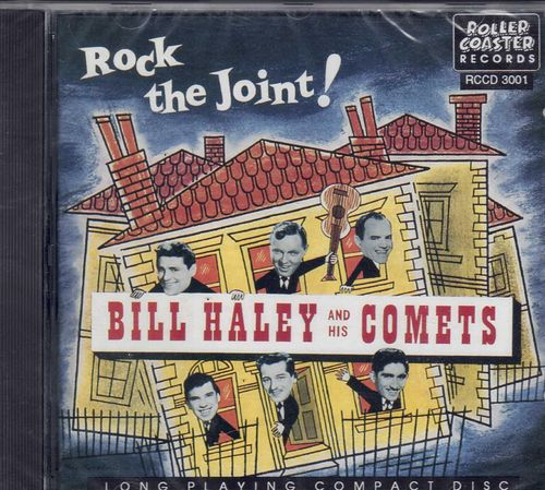 BILL HALEY  Rock The Joint  CD  ROLLERCOASTER