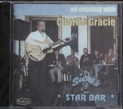 CHARLIE GRACIE  An Evening With  CD  ROCKSTAR