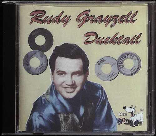 RUDY GRAYZELL  Ducktail  CD  TRG