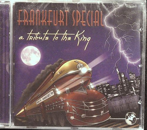 VARIOUS ARTISTS  Frankfurt Special-A Tribute To The King  CD  VAMPIRETTE