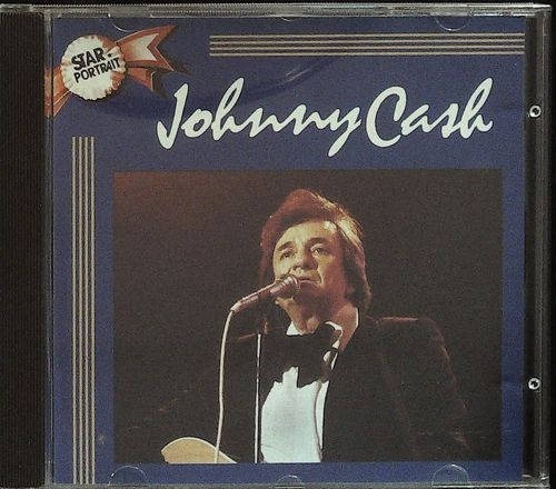JOHNNY CASH  Star Portrait  CD  STAR