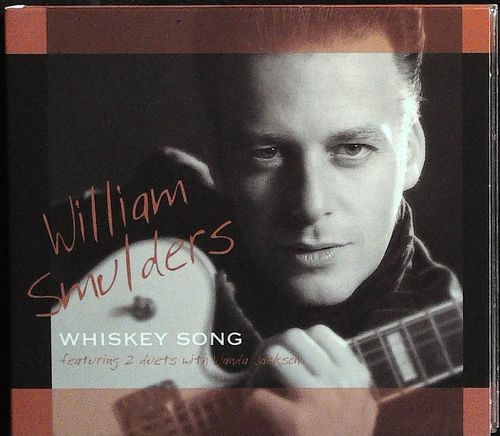 WILLIAM SMULDERS  Whiskey Song (4 Songs incl.2 Duets w.Wanda Jackson  CD  WSP