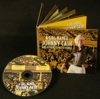 VARIOUS ARTISTS  A Girl Named Johnny Cash And Other Tribute Songs  CD  BEAR FAMILY