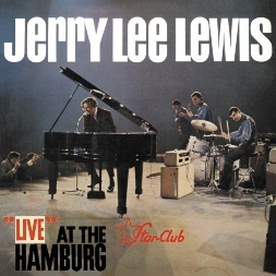 JERRY LEE LEWIS  Live At The Star Club Hamburg (Gate Cover)  LP  BEAR FAMILY