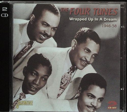 FOUR TUNES  Wrapped Up In A Dream 1946-58 (2CDs)  CD  JASMINE