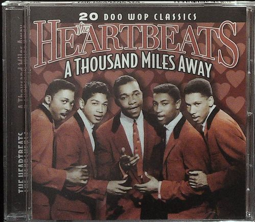 HEARTBEATS  A Thousand Miles Away  CD  COLLECTABLES