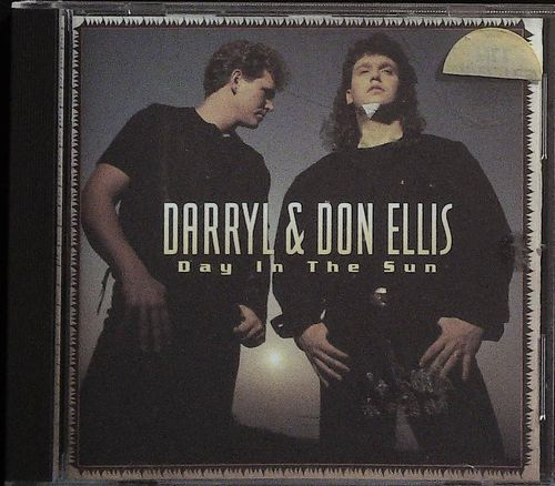 DARRYL & DON ELLIS  Day In The Sun  CD  EPIC