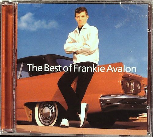 FRANKIE AVALON  The Best Of  CD  REPERTOIRE