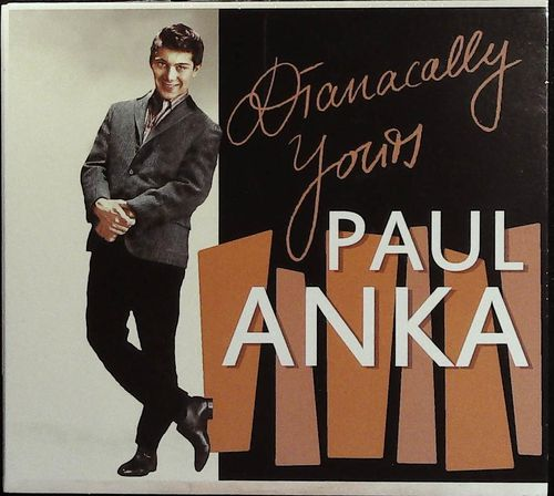PAUL ANKA  DIANACALLY Yours  CD  BEAR FAMILY