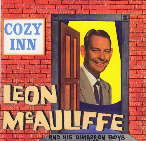 LEON McAULIFFE Cozy Inn - The Rockin´ Country Sides  HYDRA
