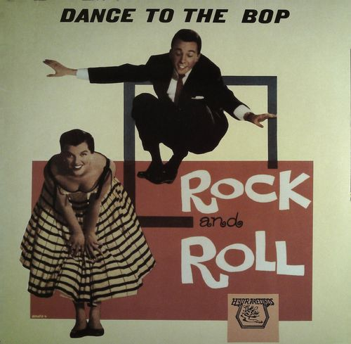DANCE TO THE BOP - Various Artists - LP HYDRA