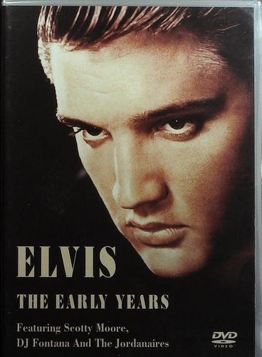 ELVIS - The Early Years - DVD American Legends