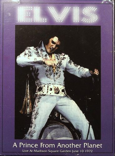 ELVIS - A Prince From Another Planet - DVD Wonderland