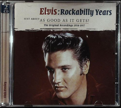 Elvis - Rockabilly Years - Just About As Good As It Gets - 2 CD Smith&Co