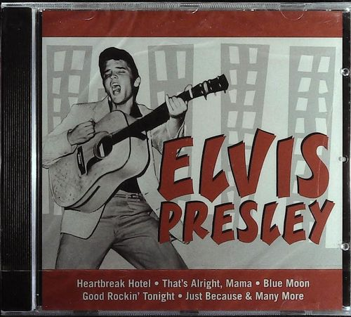 ELVIS - Elvis Presley - CD Fox Music