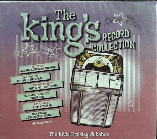VARIOUS ARTISTS - The King´s Record Collection  - The Elvis Presley Jukebox _ CD Delta